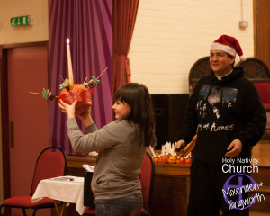 Giant Christingle