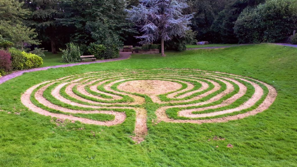 Holy Nativity's Labyrinth